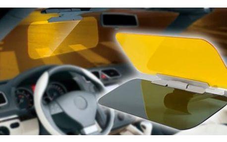Sluneční clona do auta