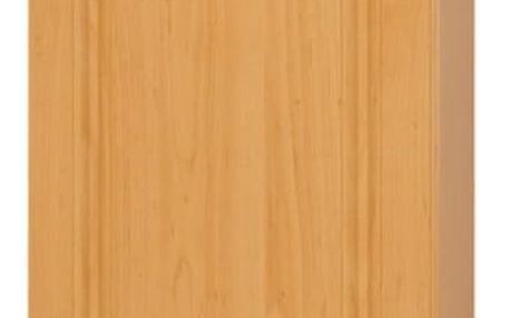 Kuchyňská skříňka, pravá, spodní, olše, LORA MDF S40