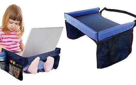 Dětský stoleček na cesty