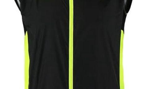 Lehká cyklistická vesta s reflexními prvky - 3 barvy