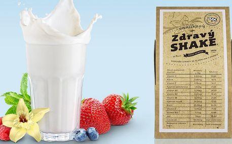 Zdravý Shake: chutný a výživný nápoj s vitamíny