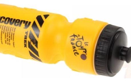 Outdoorová lahev na kolo - 650 ml - 5 barev