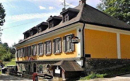 3–8denní pobyt s možností sauny pro 2–4 osoby v penzionu Stará Celnice v Krkonoších