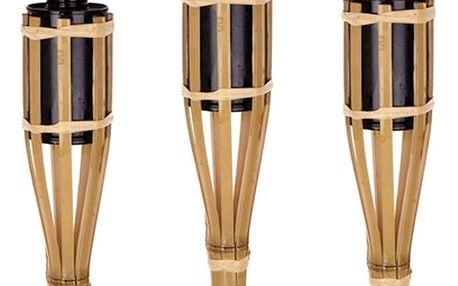 Bambusové louče, 60 cm