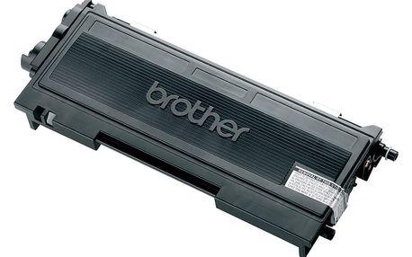 Brother TN-2000, černý - TN2000 + Fotopapír Safeprint pro laserové tiskárny Glossy, 135g, A4, 10 sheets v hodnotě 100Kč