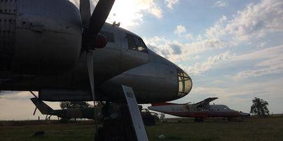 Leteckém muzeu Koněšín