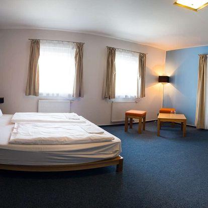 Hotel Star *** v Krušných horách s vířivkou a zábavným programem