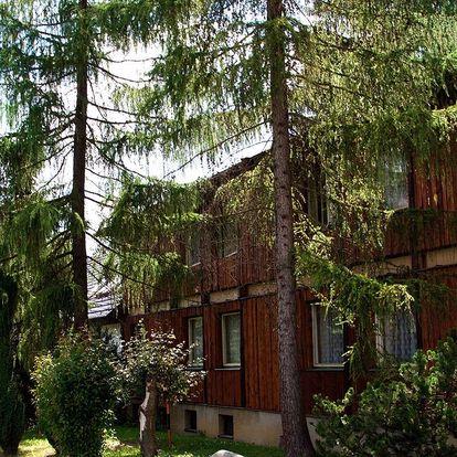Chata Barborka v Beskydech s polopenzí, zvýhodněným vstupem do Valašského muzea a slevou na sjezd z Pusteven na koloběžkách.