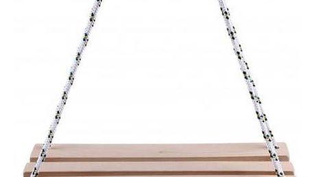 Houpačka Alltoys dřevěná