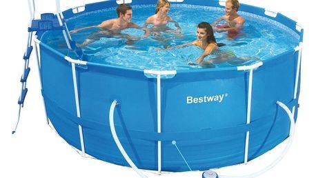 Bazén s konstrukcí 366x100 cm bez filtrace