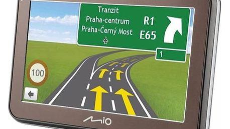 Navigační systém GPS Mio Spirit 5400 Full Europe Lifetime (5413N5020005 ) černá
