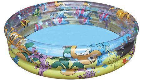 Bazén s potiskem BESTWAY 51008, 102cm