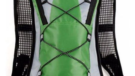 Turistický batoh na zásobník na vodu