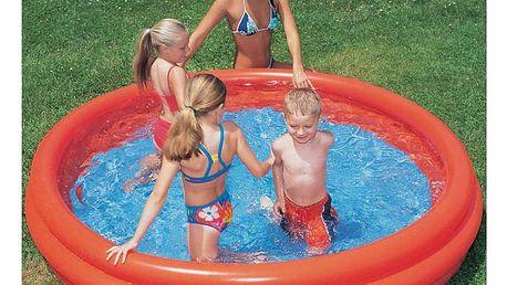 Bazén tříkomorový Bestway 51026, 152x30cm