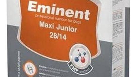 Granule Eminent Maxi Junior 15 kg + 2 kg ZDARMA + Doprava zdarma