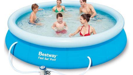 Bazén 366x76 cm s pískovou filtrací