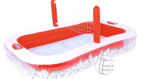 Dětský bazén volejbal 253 x 168 x 97 cm