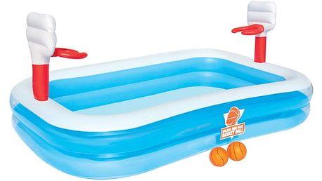 Dětský bazén basketball 254x168x102cm