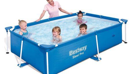 Bestway Bazén s konstrukcí Splash 239 x 150 x 58 cm