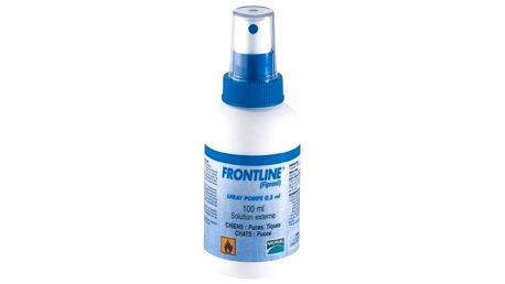 Merial antiparazitní spray Frontline 100ml