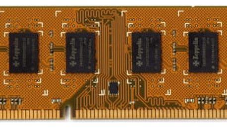 Evolveo Zeppelin GOLD 4GB (2x2GB) DDR2 800 CL 6 - 2G/800/XK2 EG