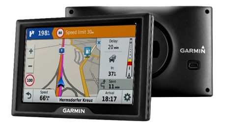 GARMIN Drive 40T Lifetime Europe20 - 010-01956-21