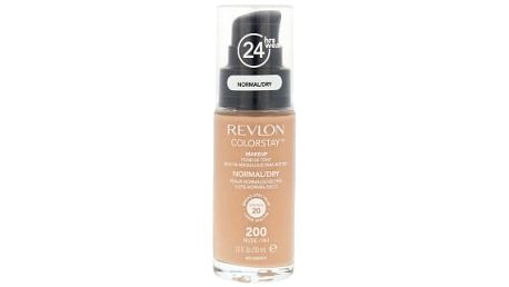 Revlon Colorstay Normal Dry Skin 30 ml makeup pro ženy 200 Nude