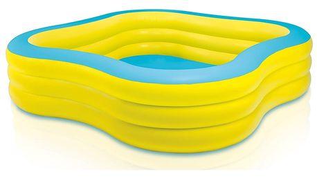 Bazén čtverec 229 x 229 x 56 cm