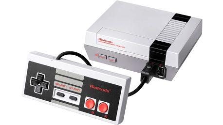 Nintendo Classic Mini: Nintendo Entertainment System - NICH010