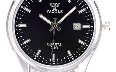 Pánské náramkové hodinky - 4 varianty