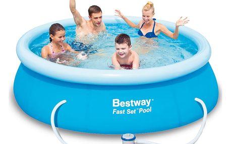 Bazén 244x66 cm bez filtrace