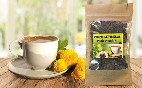 Zdravá pampelišková káva bez lepku a kofeinu