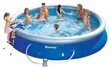 Bazén 457x107 cm s pískovou filtrací
