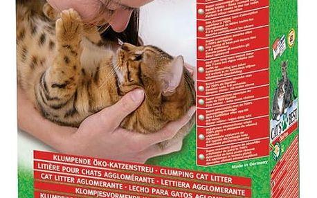 Kočkolit JRS Cats Best ÖkoPlus 40l + DÁREK A DOPRAVA ZDARMA