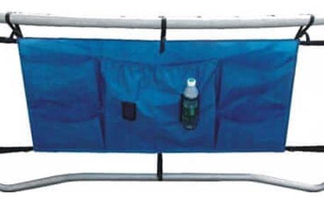 Odkládací závěsná kapsa na trampolínu