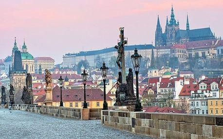 Praha pro seniory: procházka s občerstvením