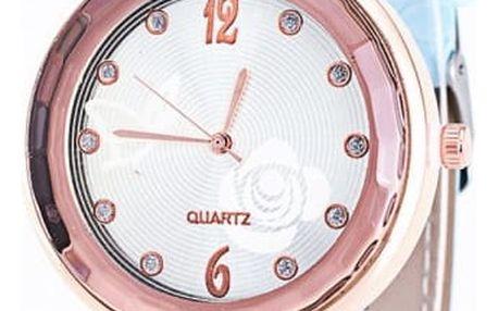 Dámské hodinky s barevným páskem - 7 variant