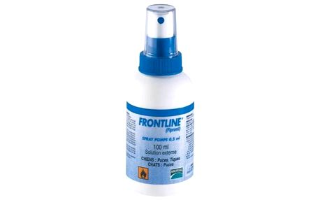Merial antiparazitní spray Frontline 100ml