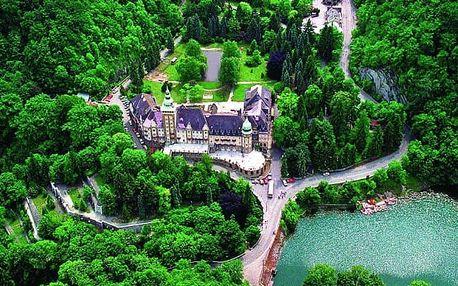 Dovolená Miskolc: Ubytování na zámku
