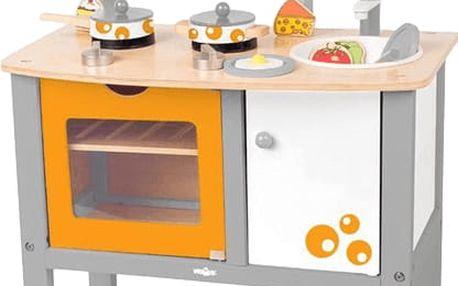 "WOODY Kuchyňka malá ""Buona cucina"""