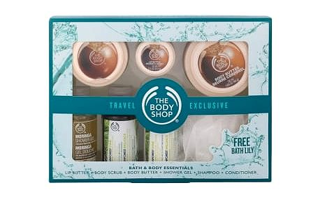 The Body Shop Shea dárková kazeta pro ženy Complete Body Cosmetic Care