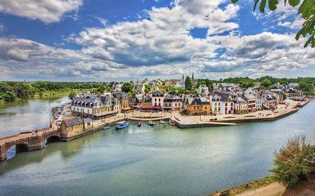 Krásy Bretaně: zájezd s ubytováním i snídaněmi