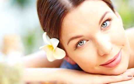 Ošetření pleti s masáží dekoltu a obličeje + dárek