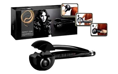 Luckliss Perfect Curl - Loknovací kulma
