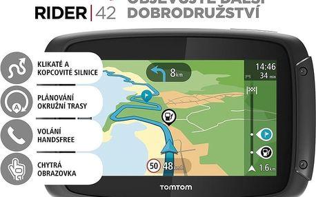 TOMTOM Rider 42 CE Lifetime - 1GE0.029.20