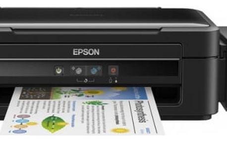 Tiskárna multifunkční Epson L382 (C11CF43402) černá