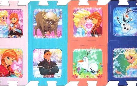 TEDDIES Pěnové puzzle Ledové království/Frozen