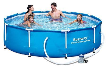Bazén s konstrukcí 305x76 cm bez filtrace