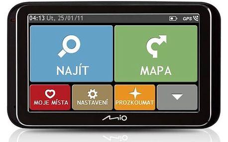 Navigační systém GPS Mio Spirit 6950 Full Europe Lifetime