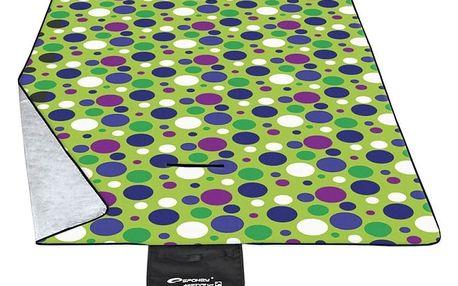 Pikniková deka Spokey Circle 180 x 210 cm